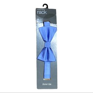 Nordstrom Blue Bow Tie